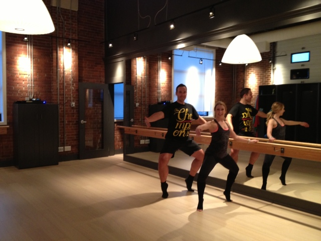 Barre Body Studio Calgary Fitness  with FAB