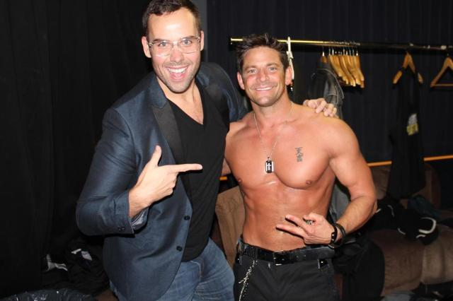 Jeff Timmons Men of the Strip 98 Degrees Mr (2)
